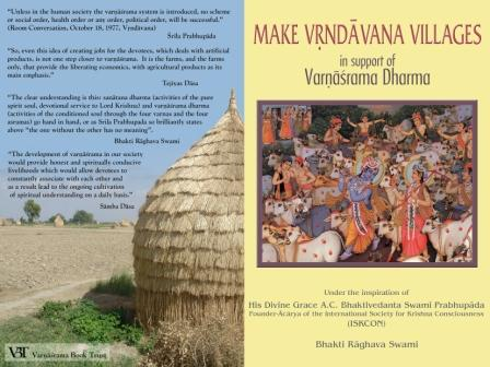 understanding varnasrama through bhagavata dharma Indeed, without understanding what is dharma in its deepest sense, even  practicing  religion as bhagavat dharma and varnasrama dharma.