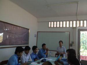 Gītā Recitation in Sanskrit Class RUFA